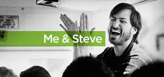 Me, You and Steve.